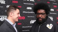 "Questlove tells Arthur Kade why he loves HBO's ""Boardwalk Empire"" and what is next for him."
