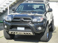 Lift and Tire Central (pics)... Post 'em Up! - Page 57 - Toyota 4Runner Forum - Largest 4Runner Forum
