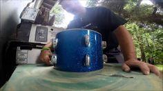 Vintage Drum Bearing Edge Restoration - PT 1