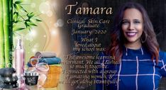 Here's what our future professional Tamara had to say about her AIB experience. Visit any of our campuses to start your own path in the ever growing beauty industry today. Click the link in our bio for more information. Skin Care Clinic, Student Life, Beauty Industry, I School, Amazing Women, Spa, Journey, Future, Learning