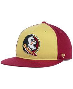 best website 0db5e 91ed0  47 Brand Kids  Florida State Seminoles Snapback Cap   Reviews - Sports Fan  Shop By Lids - Men - Macy s