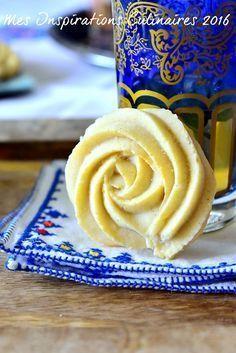 Gâteaux secs fondants à la Maïzena