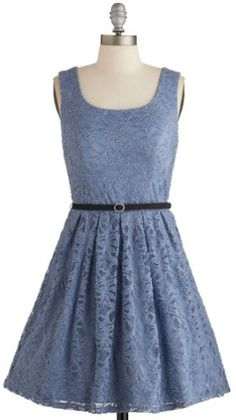 Violin Virtuoso Dress via ModCloth Yep could totally wear this to a solo concert or something
