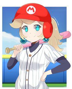 Super Mario Odyssey - Baseball Peach by on DeviantArt Mario Fan Art, Mario Bros., Super Mario Brothers, Super Mario Bros, Metroid, Harmonie Mario, Nintendo Princess, Princesa Peach, Pokemon