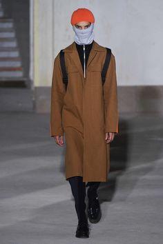 Etudes, Automne/Hiver 2018, Paris, Menswear
