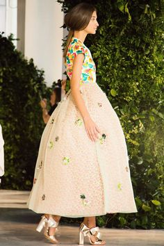 DELPOZO Spring / Summer 2014 collection shown at New York Fashion Week. Stunning.