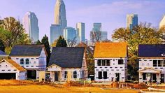 Charlotte NC is now officially the third most attractive real estate market in America!The main things that contributed to this were the rapidly growing p