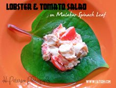 The Ultimate St. Malabar Spinach, Spinach Leaves, Tomato Salad, Eat, Ethnic Recipes, Food, Meals