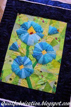 Bildergebnis für stockrose patchwork