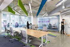 Booz Allen Hamilton's Innovation Center Offices - Washington D.C. - Office Snapshots