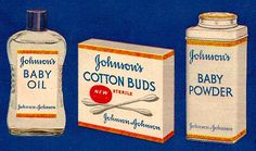 Johnson's ad from 1959