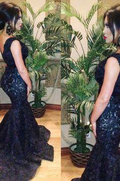 Wedding Dress 2016 Lace Mermaid Evening Dresses Evening Party Party Dress Vestidos De Fiesta