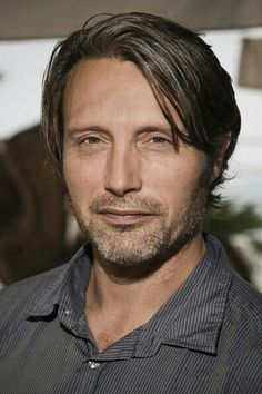 Mads Mikkelsen! One beautiful man!