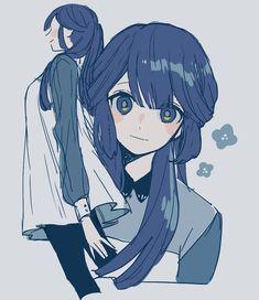 Kawaii Art, Kawaii Anime Girl, Anime Art Girl, Cute Anime Character, Character Art, Ecchi, Anime People, Anime Artwork, Art Reference Poses