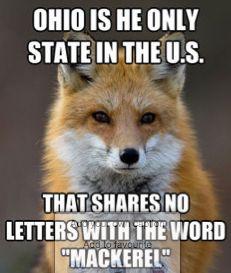 Ohio. lol. ???