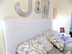 10 Conscious Simple Ideas: Old Bedroom Remodel kids bedroom remodel children.Farmhouse Bedroom Remodel Sinks master bedroom remodel tips.Bedroom Remodel On A Budget Awesome. Girls Headboard, Cheap Diy Headboard, Diy Headboards, Headboard Ideas, Daybed Ideas, King Headboard, Girl Bedroom Designs, Teen Girl Bedrooms, Home Decor Accessories