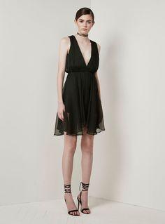 Keepsake All Rise Mini Dress – Khaki