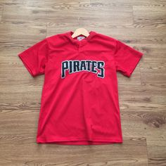 Vintage Pittsburgh Pirates Jersey by VNTGvault on Etsy Vintage Jerseys 2adac43dc