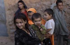 Afghan refugee children in Pakistan, 2011