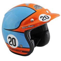 Steve Mc queen Bell helmet