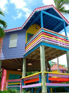 Compass Point Resort, Love Beach, Nassau - Bahamas