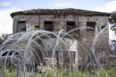 Frozen In Time: The Cyprus Buffer Zone
