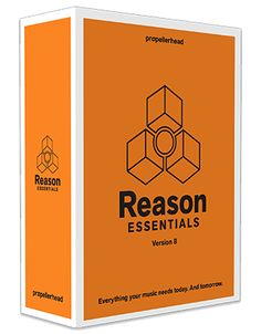 Propellerhead Reason Essentials 8 The perfect way into music making. Reason Essentials packs in all the recording, editing, effects, instruments, and mixing Best Music Production Software, Bass, Small Business Software, Shops, Music Download, Good Music, Patches, Essentials, Guitar