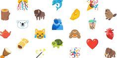 100 Emoji, Cool Things To Make, Things To Come, People Hugging, World Emoji Day, Emoji Characters, Emoji Design, Almost Always, Polar Bear