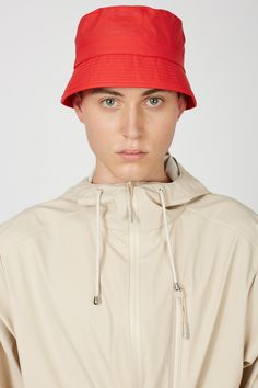 Use of colour- not expression  RAINS x Opening Ceremony | RAINS — Defying Danish Weather Since 2012