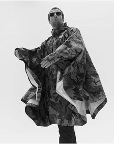 Mr talks parkas private school parenting and more in this weeks The Journal cover story. - Head to the link in bio to read the full article on The Journal. - Photography by Mr Beady Eye, Liam Gallagher, Mr Porter, Pretty Green, Private School, Journal Covers, The Rock, Rock Bands, Batman