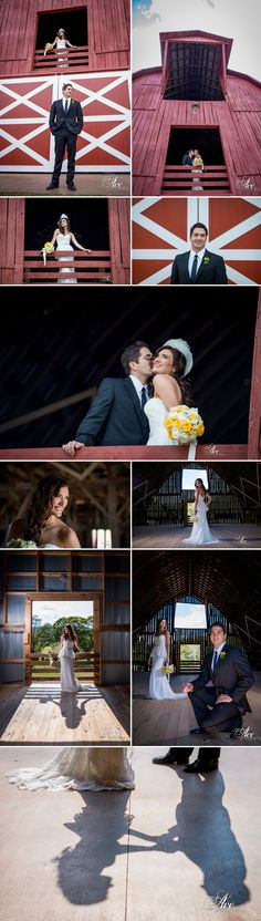 Lilac Farms at Arrington has some amazing photo locations, like that gorgeous, red barn! click the image link to call them today! Image credit: Ace Photography.