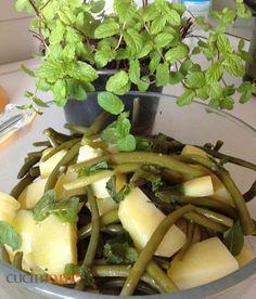 """Insalata di fagiolini, patate e menta http://cuciniamo.mammeonline.net/insalata-di-fagiolini-patate-e-menta/ Se ti piace questa ricetta, Pinnala!  ... If you like this recipe, please  ✔ Pin it ✔ """"Share"""" ✔ Comment ✔ Repost ✔Friend/follow  Thank You!"""