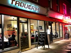 Authentic Mexican food in Notting Hill