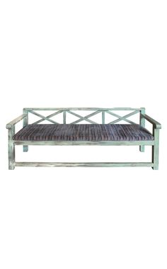 wooden bench in distressed finish is a classic piece that will amplify the beauty of your surroundings. Desert Design, Custom Made Furniture, Ottoman Bench, It Is Finished, Outdoor Furniture, Classic, Beauty, Home Decor, Derby