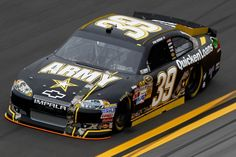 # Chevy Nascar, # Merit Chevrolet, #US Army Chevrolet driven by Ryan Newman