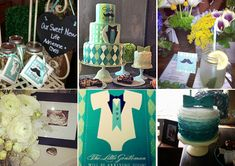 garden theme baby shower   Hosted outside, the southern-style shower took on a color theme of ...
