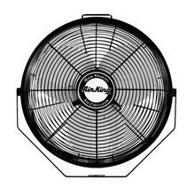 """View the Air King 9218PBC 18"""" 3190 CFM 3-Speed Industrial Grade Dock Fan with Piggy Back Cord at Air King @ VentingDirect.com."""