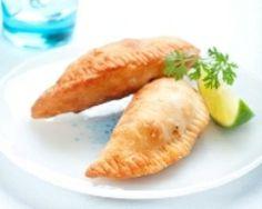 Petits chaussons de la mer - Une recette CuisineAZ