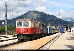 Ell, Locomotive, Taiwan, Austria, Transportation, Europe, World, Trains, Locs