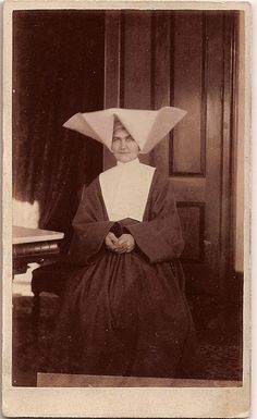 Nun by Piedmont Fossil, via Flickr