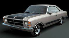 Chevrolet Opala SS 1978