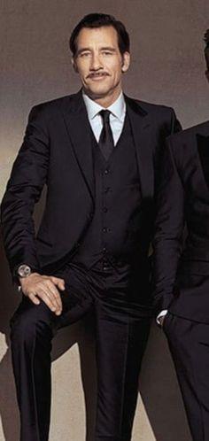 Clive Owen, Formal, Style, Fashion, Astronaut, Preppy, Swag, Moda, Fashion Styles