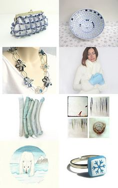 """""""It's cold outside"""" by Fem on Etsy - Pinned with TreasuryPin.com"""