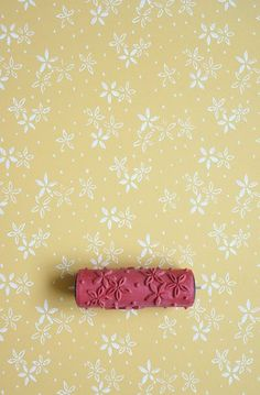 Patterned Paint Roller No.26