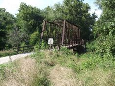 Bridgehunter.com | Berry Bridge | Saline County Missouri