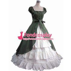 Gothic lolita punk gown ball long dress evening dress Tailor-made