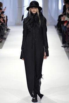 Ann Demeulemeester Fall 2013 – Vogue