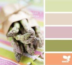 color [stalks]