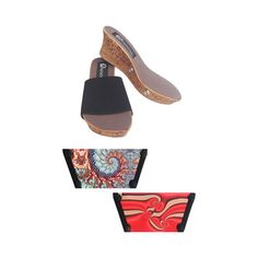 Shop for Women's Onesole Casual Soft Step Cork/Paisley Swirl. Get free delivery On EVERYTHING* Overstock - Your Online Shoes Outlet Store! Open Toe Sandals, Wedge Sandals, Decorated Shoes, Most Comfortable Shoes, Casual Shoes, Women's Casual, Shoes Online, Heeled Mules, Paisley