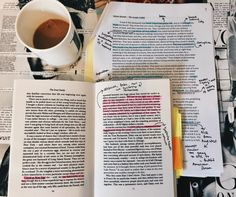 ekstudy:   Annotating for lit this morning